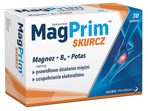 MAGPRIM Skurcz magnez