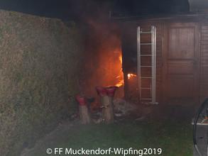Brandeinsatz am 26.01.2019