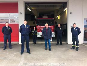 Wahlen bei der Feuerwehr am 17.01.2021!