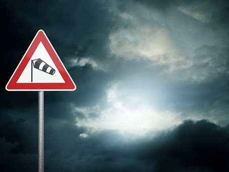 Unwetter und Stürme