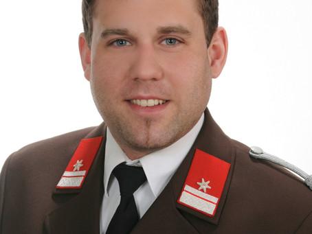 Kommandantstellvertreter Rudolf Heckermayer
