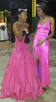 Miss Gala Teen Jamaica Contestant