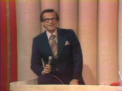 I've Got a Secret 1976 game show Bill Cullen