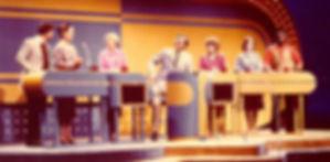 Chain Reaction game show Bill Cullen Fred Grandy Joyce Bulifant Patty Duke Nipsey Russell