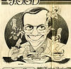 Bill Cullen caricature