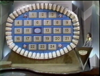 Shoot the Works game show Bill Cullen Geoff Edwards