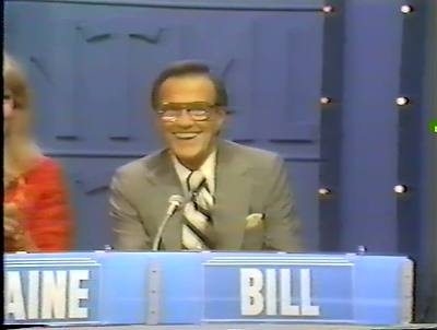 Bill Cullen Strictly Confidental game show