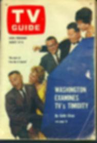 TV Guide 1963 Garry Moore Betsy Palmer Bill Cullen Henry Morgan, Bess Myerson