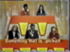 Caught in the Act game show Bill Cullen Anita Gillette Clifton Davis Anne Meara