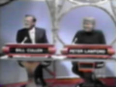 Says Who game show Bill Cullen Peter Lawford