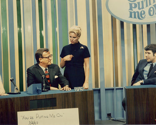 1969 You're Putting Me On Bill Cullen Betsy Palmer