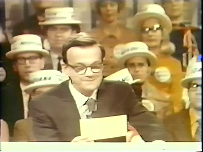 The Choice is Yours 1970 game show Bill Cullen