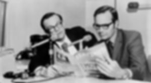 Bill Cullen Bill Moyers NBC Monitor Radio
