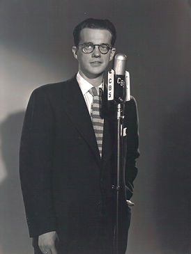 CBS Radio announcer Bill Cullen