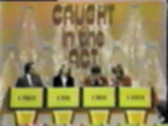 Caught in the Act game show Bill Cullen Anne Meara Anita Gillette