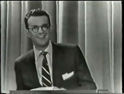 Quick as a Flash game show Bill Cullen