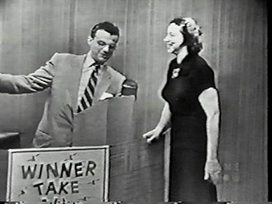 1952 Winner Take All Bill Cullen