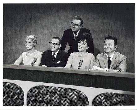 I've Got a Secret Steve Allen Betsy Palmer Bill Cullen, Bess Myerson, Henry Morgan