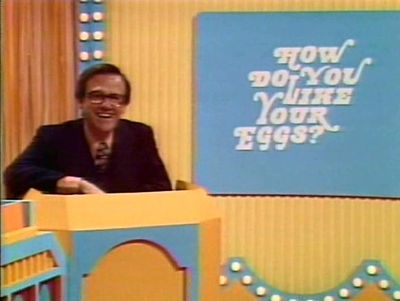 Bill Cullen game show how do you like your eggs
