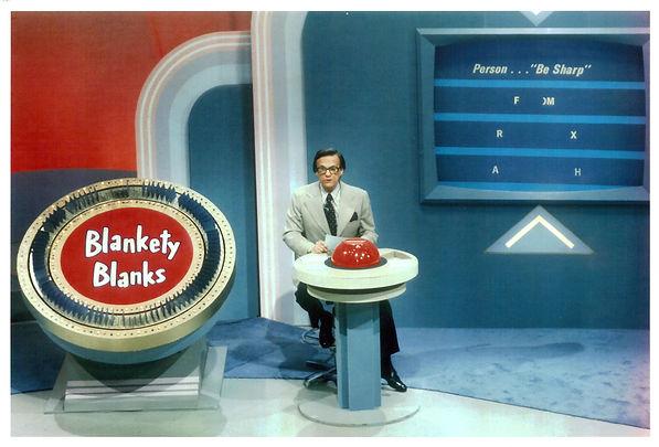 1975 Bill Cullen Blankety Blanks