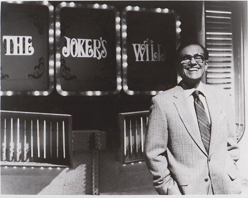 Bill Cullen Joker's Wild