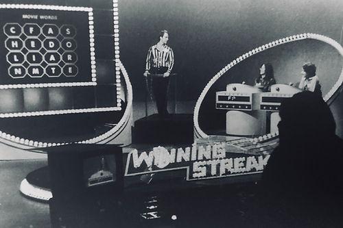 Winning Streak 1974 game show