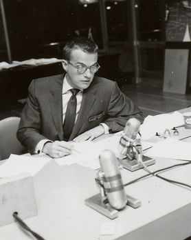 Bill Cullen 1958 Pulse Radio
