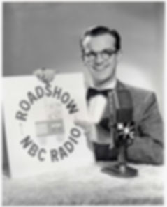 Bill Cullen NBC Radio Roadshow