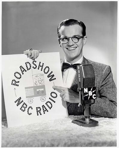 Bill Cullen NBC Radio Roadshow