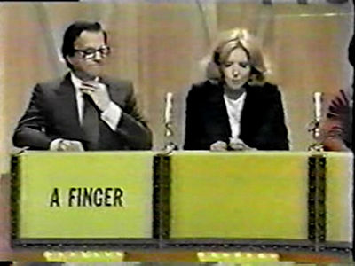 Caught in the Act game show Bill Cullen Anne Meara