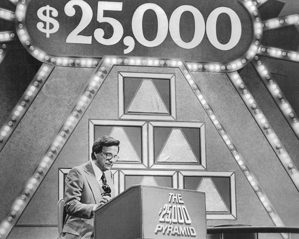 $25,000 Pyramid Bill Cullen