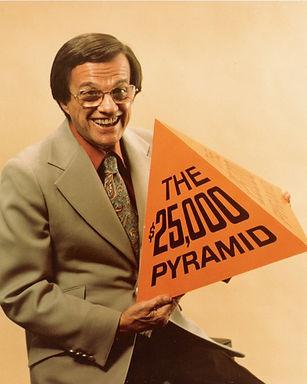 Bill Cullen 1974 The $25,000 Pyramid