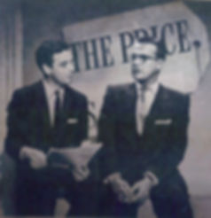The Price is Right Bill Cullen Jim Holland