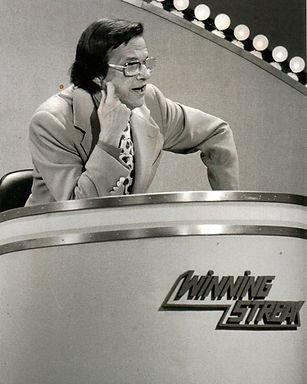 Bill Cullen Winning Streak 1974