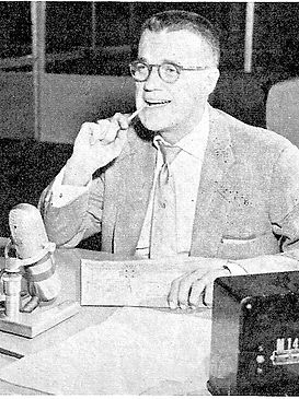 1958 Bill Cullen Radio Pulse WRCA