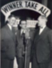 1946 Winner Take All Bill Cullen