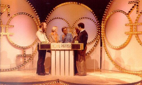 Bill Cullen Equal Partners game show