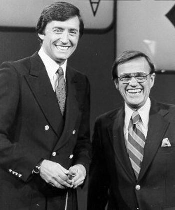 Jim Perry Bill Cullen Card Sharks game show