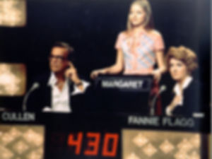 Bill Cullen Fannie Flagg Cross Wits game show