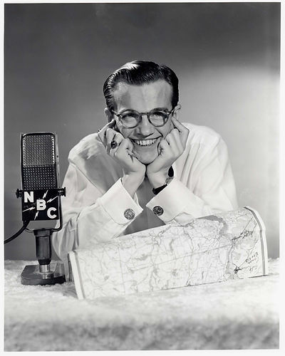 Bill Cullen NBC Roadshow radio