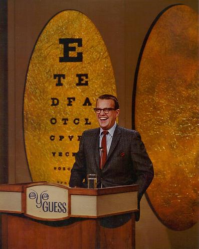1966 Eye Guess Bill Cullen