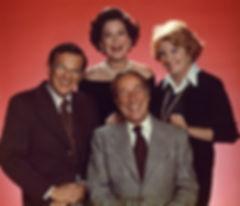 Garry Moore Bill Cullen Kitty Carlisle Peggy Cass