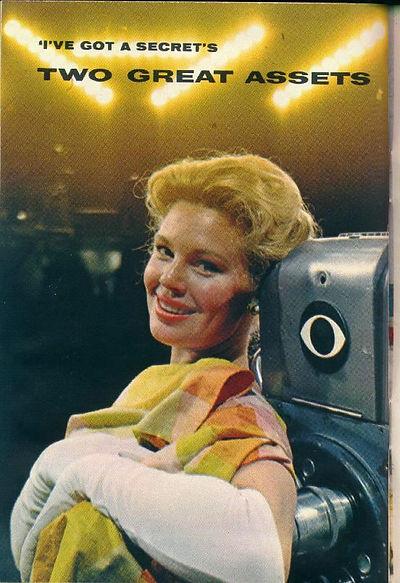 Betsy Palmer TV Guide
