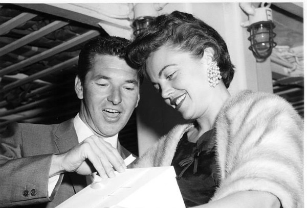 Jack and Mary Lou Narz