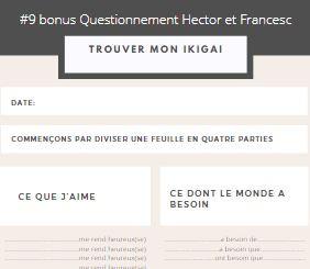 #9 Auto-coaching, Questionnement d'Hector et Francesc