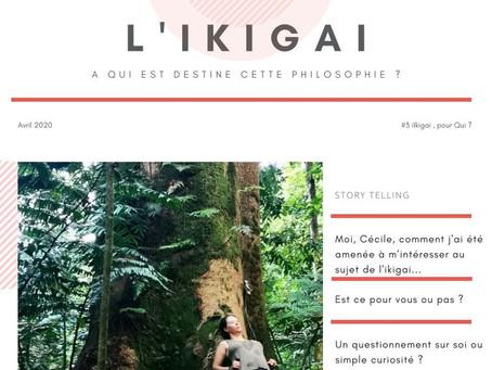 #3 L'ikigai, à qui est destinée cette philosophie ?