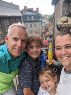 Family vacation to Quebec