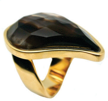 Onyx and Gold