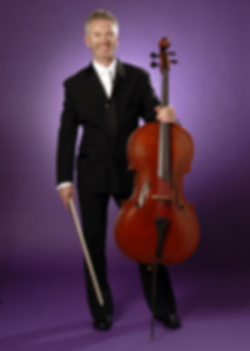 Simon Fryer Cellist