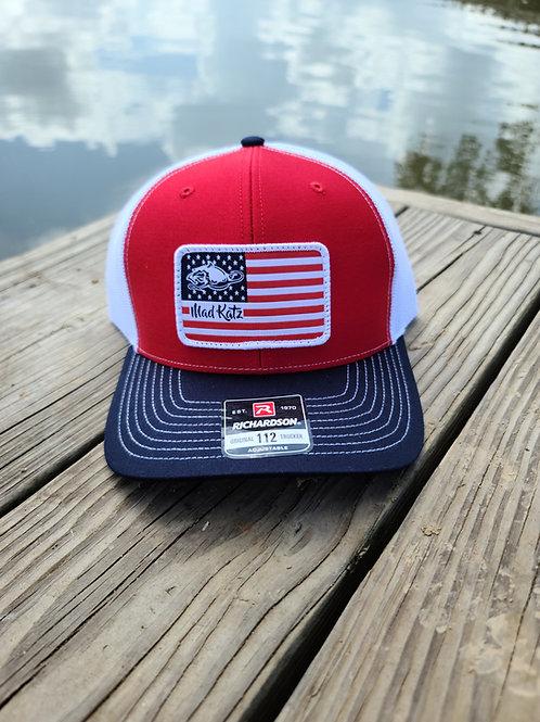 Patriot Patch Hat - Wholesale